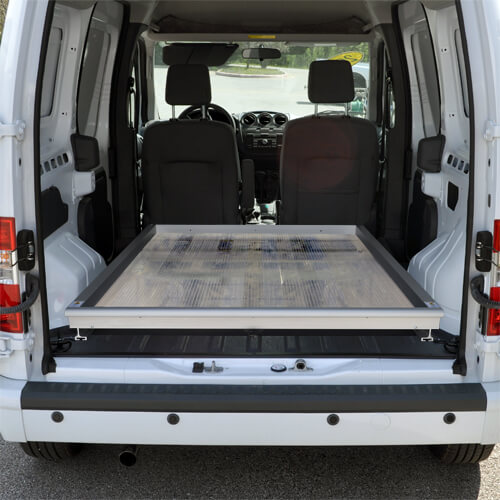 Jotto Cargo Slide Ford Transit Connect 2010 2013 Full