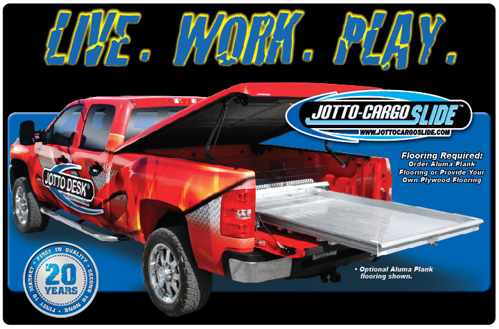 Suv And Truck Bed Cargo Slide By Jotto Cargo Slide Tm Gojotto